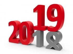 2018 to 2019