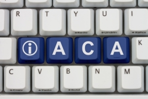Keyboard with ACA Information