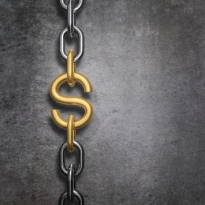 Dollar sign chain